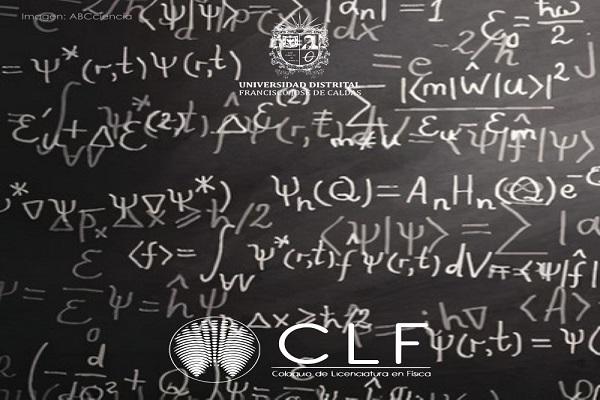 Resultados sobre mecánica estadística cuántica matemática, en el Coloquio de Licenciatura en Física