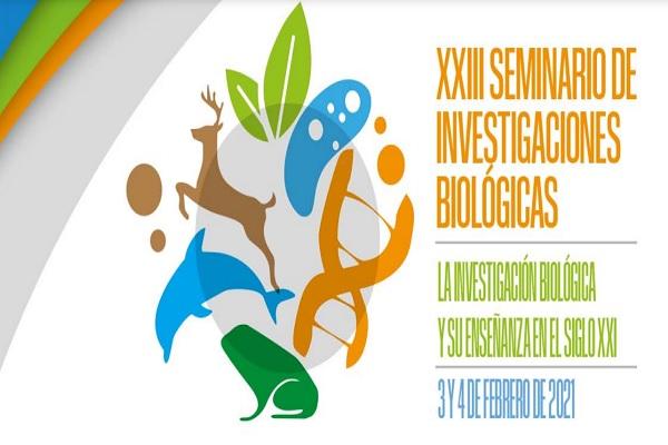 Te esperamos del 3 al 5 de febrero en el XXIII Seminario de Investigaciones biológicas