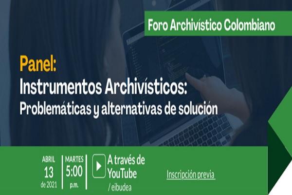 Universidad Distrital participará en el II Foro Archivística Colombiana